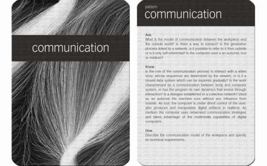 GDM card - communication
